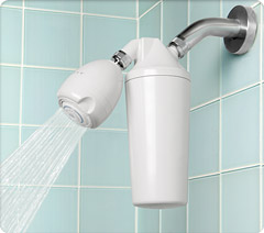 Aquasana AQ-4100C Premium Chloramine Shower Filter China